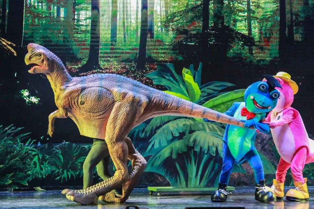 恐龙馆乐园
